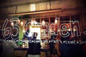 De 63 graden Foodbar in Amsterdam Zuid