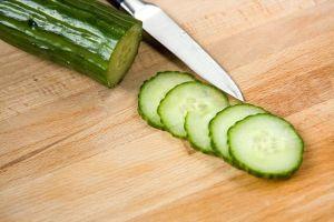 Maak zelf komkommersoep