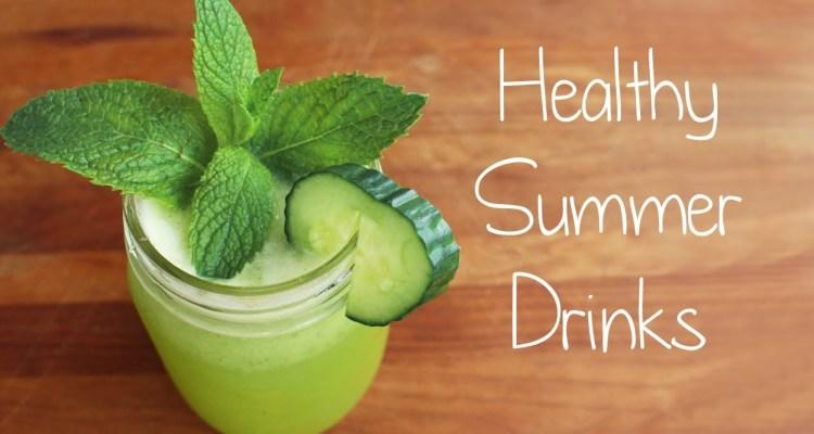 Lekkere zomerdrankjes